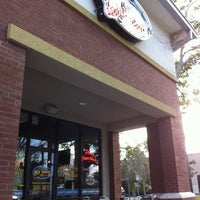 Photo taken at Larry's Giant Subs by Eric L. on 3/12/2012