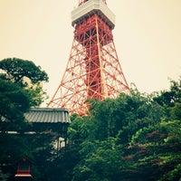 Снимок сделан в Tokyo Shiba Tofuya Ukai пользователем Remi A. 6/28/2012