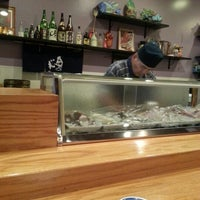 Photo taken at Nobu's Japanese Restaurant by Laura J. on 9/11/2012