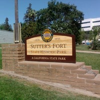 Photo taken at Sutter's Fort State Historic Park by Louis G. on 5/12/2012