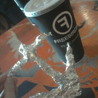 Photo taken at Freebirds World Burrito by Susan, Ricky &. on 4/12/2012