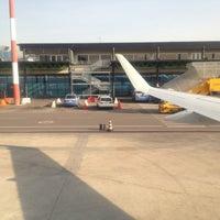 """Photo taken at Aeroporto di Verona """"Valerio Catullo"""" (VRN) by Daniele D. on 3/27/2012"""