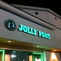 Photo taken at Jolly Foot by Larry W. on 9/10/2011