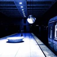 Photo taken at Van Ness MUNI Metro Station by Rosemarie M. on 7/18/2012