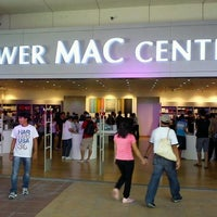 Photo taken at Power Mac Center by Red B. on 10/28/2011