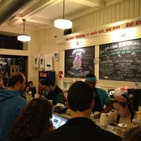 Photo taken at Ample Hills Creamery by Tim C. on 1/8/2012