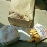 Photo taken at Tops Burger by Darius S. on 9/1/2011