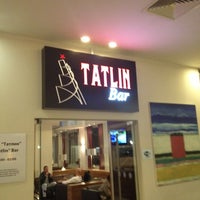 Снимок сделан в Tatlin Bar пользователем Kanitin V. 4/12/2012