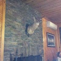 Photo taken at Hudson's Smokehouse by Robert G. on 10/15/2011