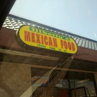 Photo taken at Jilberto's Taco Shop by Johnnie F. on 8/19/2011