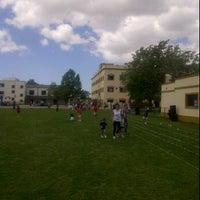 Photo taken at Colegio San Esteban by esteban s. on 10/21/2011