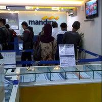 Photo taken at Mandiri by Rehand M. on 11/14/2011