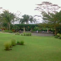 Photo taken at Gua Maria Kerep by Fransiscus D. on 8/17/2011