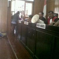 Photo taken at PENGADILAN ARJUNO by Arief S. on 10/7/2011