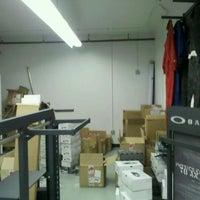 Photo taken at Oakley Garage IMS by Brendan J. S. on 5/26/2011