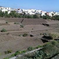 Photo taken at Güímar by Daria G. on 1/9/2012