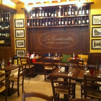 Photo taken at La Cantinetta by Massimo P. on 9/4/2011