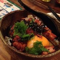 Photo taken at やのまこと by Taro I. on 6/5/2012