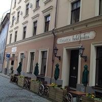 Photo taken at Hotel Justus Riga by Роман Б. on 6/11/2012
