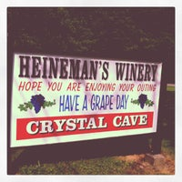 Photo taken at Heineman's Winery by Heather D. on 7/7/2012