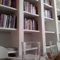 Photo taken at Libreria Brac by Jacopo N. on 6/26/2012
