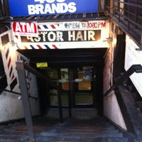 Photo taken at Astor Place Hairstylists by Donn L. on 8/12/2012