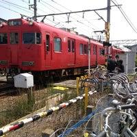 Photo taken at Shigehara Station by みっちぃ り. on 5/16/2012