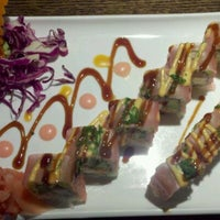 Photo taken at Kabuki Fusion Sushi & Grill by Chelsey S. on 10/9/2011