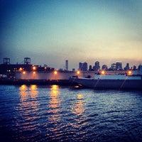 Photo taken at Brooklyn Navy Yard by Nick L. on 9/9/2012