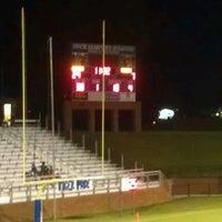 Photo taken at Duck Samford Stadium by Gina W. on 8/24/2012