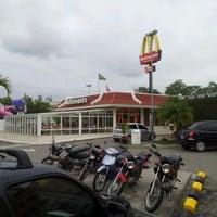 Photo taken at McDonald's by Daniel O. on 1/13/2012