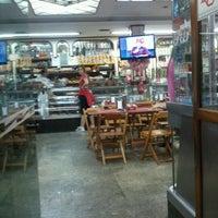 Photo taken at Rema Padaria e Confeitaria by WEBNIGHT RADIO on 9/11/2011