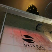 Photo taken at Sutra Lounge by Scott H. on 4/19/2012