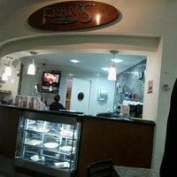Photo taken at Fran's Café by Rodrigo M. on 11/18/2011