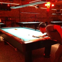 Photo taken at G-Cue Billiards by David J. on 12/23/2010
