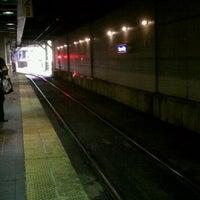 Photo taken at RTA Tower City Rapid Station by Sagar J. on 9/8/2011