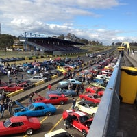 Photo taken at Eastern Creek International Raceway by Darren H. on 7/29/2012