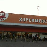 Photo taken at Pierim Supermercados by Renato C. on 8/1/2012