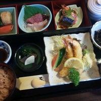 Photo taken at 和食 石かわ by M K. on 10/24/2011