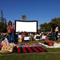 Photo taken at Outdoor Cinema Food Fest by Jon D. on 6/19/2011