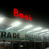 Photo taken at Bookman's Entertainment Exchange by Aryes M. on 9/11/2012