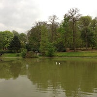 Photo taken at Steytelinckpark by Vince B. on 5/3/2012