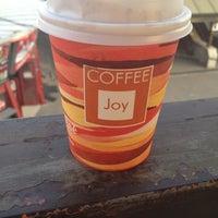 Photo taken at Coffee Joy by Martin O. on 8/2/2012