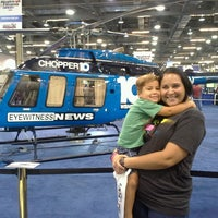 Photo taken at 10TV Health And Fitness Expo by Nicolle R. on 8/19/2012