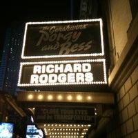 2/11/2012にJan A.がRichard Rodgers Theatreで撮った写真