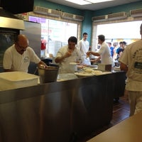 Photo taken at Sam's Pizza Palace by Jake G. on 7/28/2012