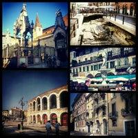 Снимок сделан в Verona пользователем Кирилл А. 8/19/2012