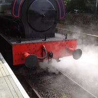 Photo taken at Stanhope Railway Station (WR) by Jo N. on 7/14/2012