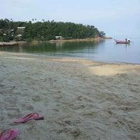 Photo taken at Salad Beach Resort by Yuri M. on 2/26/2012