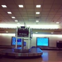 Photo taken at DCA Baggage Claim 9 by Chris A. on 8/20/2012